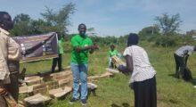 Covid Kenia Hygiene Pakete